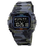 Smartwatch classic SKMEI 1629 -bluetooth, rezistent la apa-gray