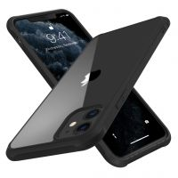 Husa iPhone 11 bumper acril silicon -shockproof