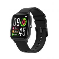 Smartwatch Aipker P8- sport band cu termometru,-negru