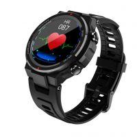 Smartwatch sport Aipker Q70- anti shock,rezistent apa,blood oxygen -black
