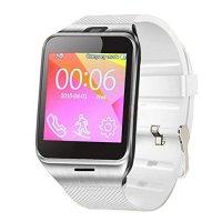 Ceas smartwatch GV18 Aplus-cartela SIM-1.54 inch HD touchscreen -white