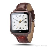 Ceas u11c smartwatch-cartela SIM,camera,TF card-1.54 inch HD touchscreen-brown
