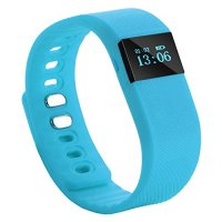 Bratara fitness bluetooth TW64-blue