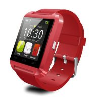 Ceas smartwatch  bluetooth U8-1.44 inch -red