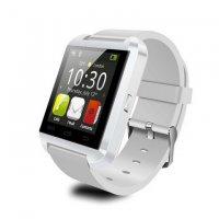 Ceas smartwatch  bluetooth U8-1.44 inch -white
