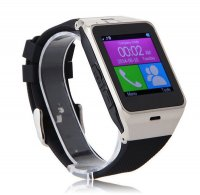 Ceas smartwatch GV18 Aplus-cartela SIM-1.54 inch HD touchscreen -silver
