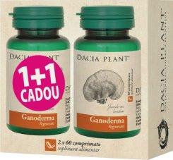 Ganoderma 60cpr 1+1