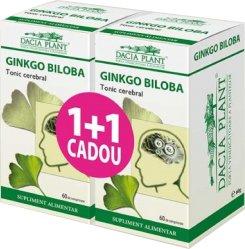 Ginkgo Biloba 60cpr 1+1