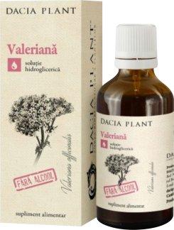 Valeriana fara alcool 50ml