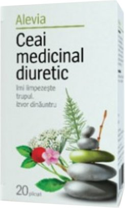 Ceai medicinal diuretic