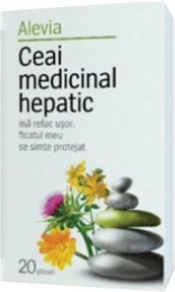 Ceai medicinal hepatic