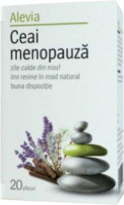 Ceai menopauza