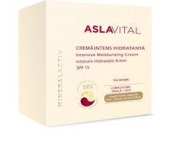 Aslavital - 244 cutie crema intens hidratata