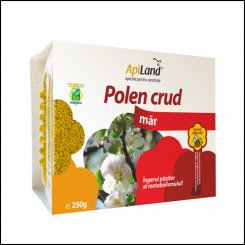 Polen crud mar eco