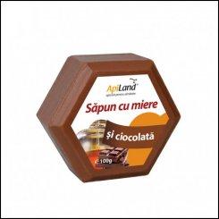 Sapun cu miere si ciocolata 100g