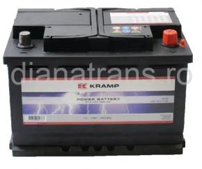 Acumulator 12V 74Ah 680A Kramp