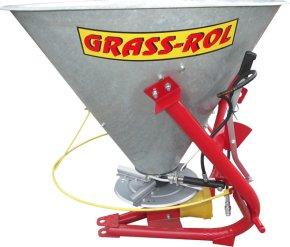 Distribuitoare de azot 300-500 kg - 1 disc, Grass-Rol
