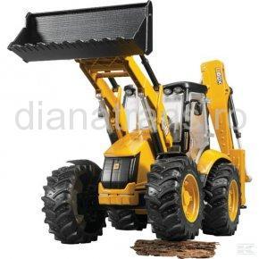 Buldo-Excavator JCB