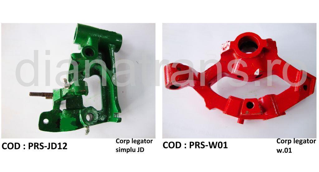 Corp legator simplu