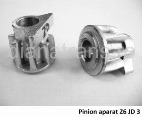 Pinion aparat Z6 JD 3
