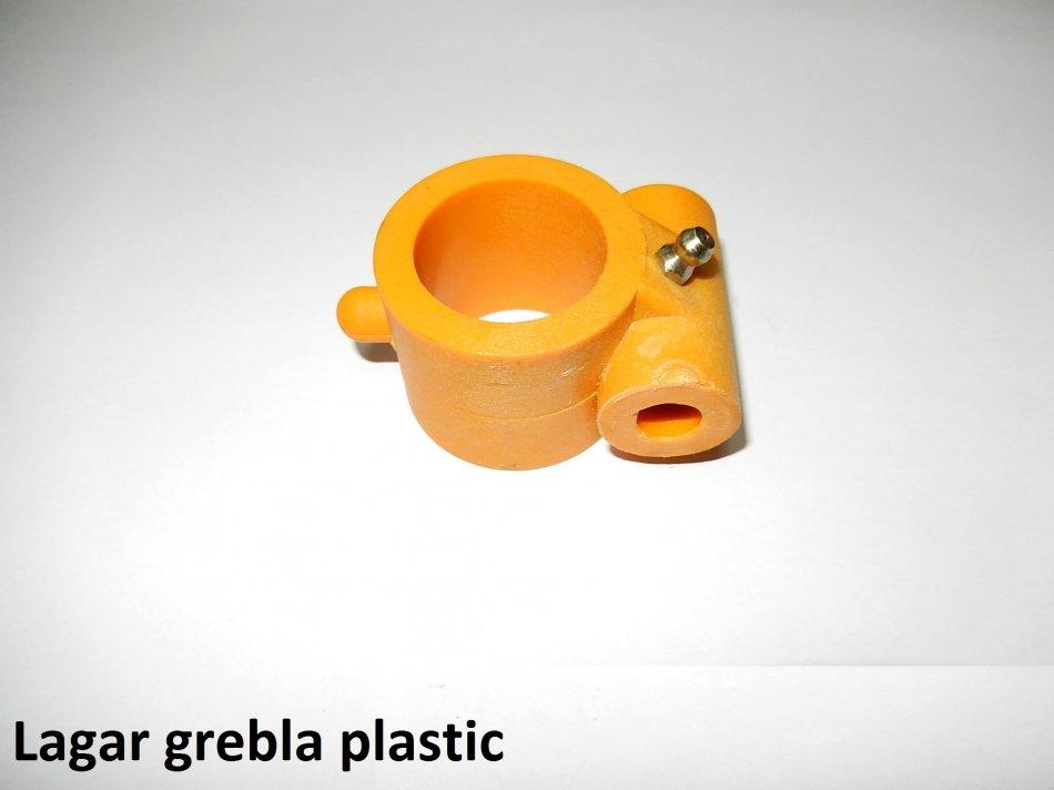 Lagar grebla plastic