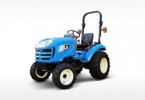 Tractor LS J27 ROPS