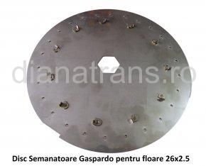 Discuri pentru semanatori Gaspardo
