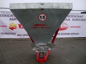 Distribuitor azot 600 kg, tabla zincata