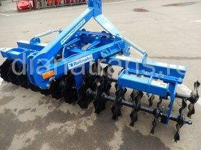 Disc Frontal, Twin Disc Roller, Rolmako