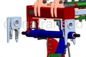 Plug reversibil KM 180 SPRING VARIO