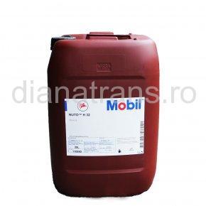 Ulei hidraulic Mobil Nuto H32 - 20L