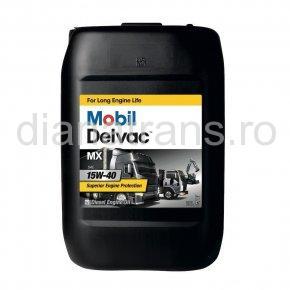 Ulei motor Mobil Delvac MX 15W-40 - 20L