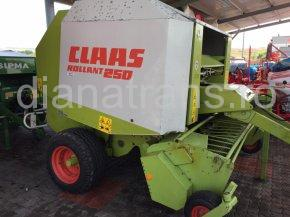 Presa de balotat, Claas Rolland 250