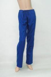 Pantaloni unisex albastru cerneala
