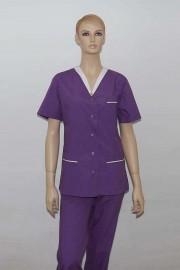 Uniforma medicala unisex puplin 521