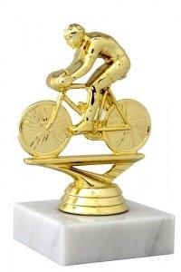 Figurina Ciclist pe Bicicleta Model 8364