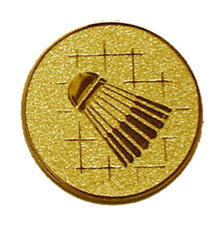 Placuta Medalie badminton D1-A45