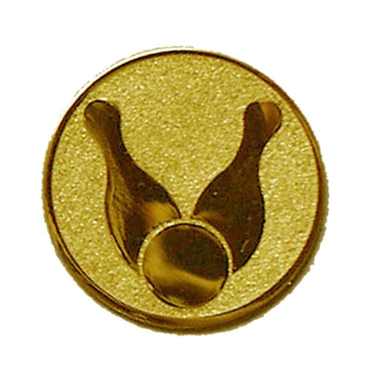 Placuta Medalie bowling D1-A13