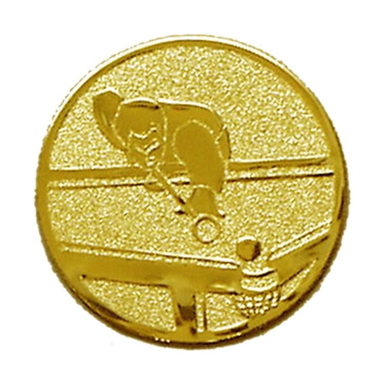Placuta Medalie biliard D1-A98
