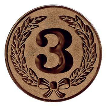 Placuta Medalie locul 3 D1-A38