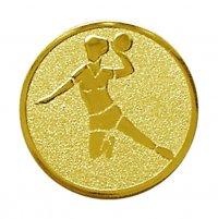 Placuta Medalie handbal D1-A5
