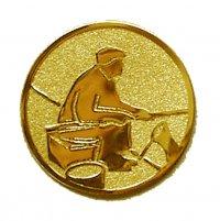 Placuta Medalie pescar D1-A55