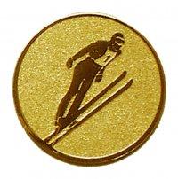 Placuta Medalie Schi B097
