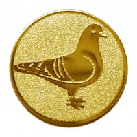 Placuta Medalie pasare D1-A64