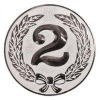 Placuta Medalie locul 2 D1-A37
