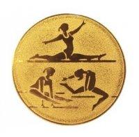 Placuta Medalie gimnastica D1-A130