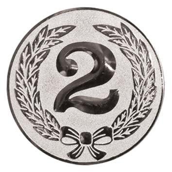 Placuta Medalie locul 2 D2-A37