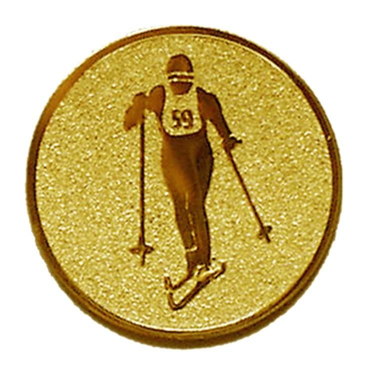 Placuta Medalie schi D2-A94/G