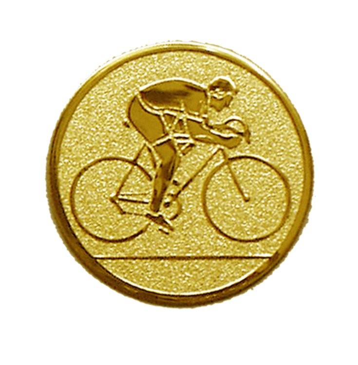 Placuta Medalie ciclism D2-A99