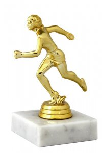 Figurina Sportiva Atletism Model 414